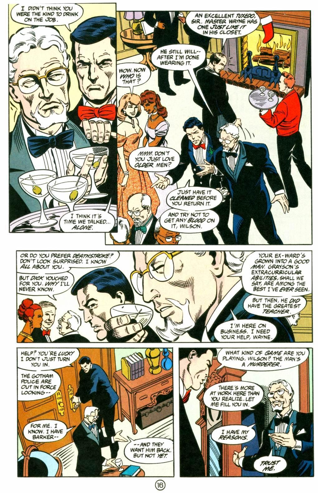 Deathstroke (1991) Issue #8 #13 - English 16