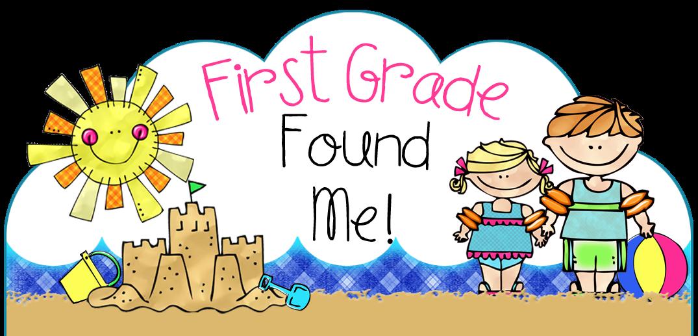 First Grade Found Me