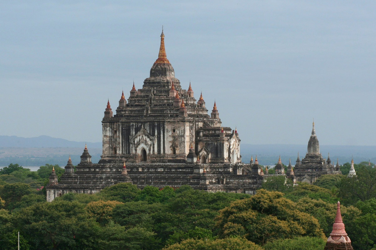 Worlds Incredible: Bagan Temples,Burma,Myanmar