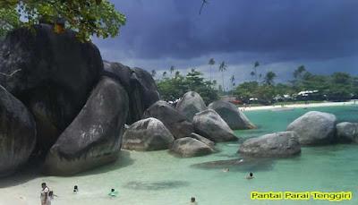Pantai Pantai Tenggiri