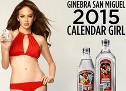 More & MORE Ellen Adarna Ginebra 2015 Calendar Samplers!