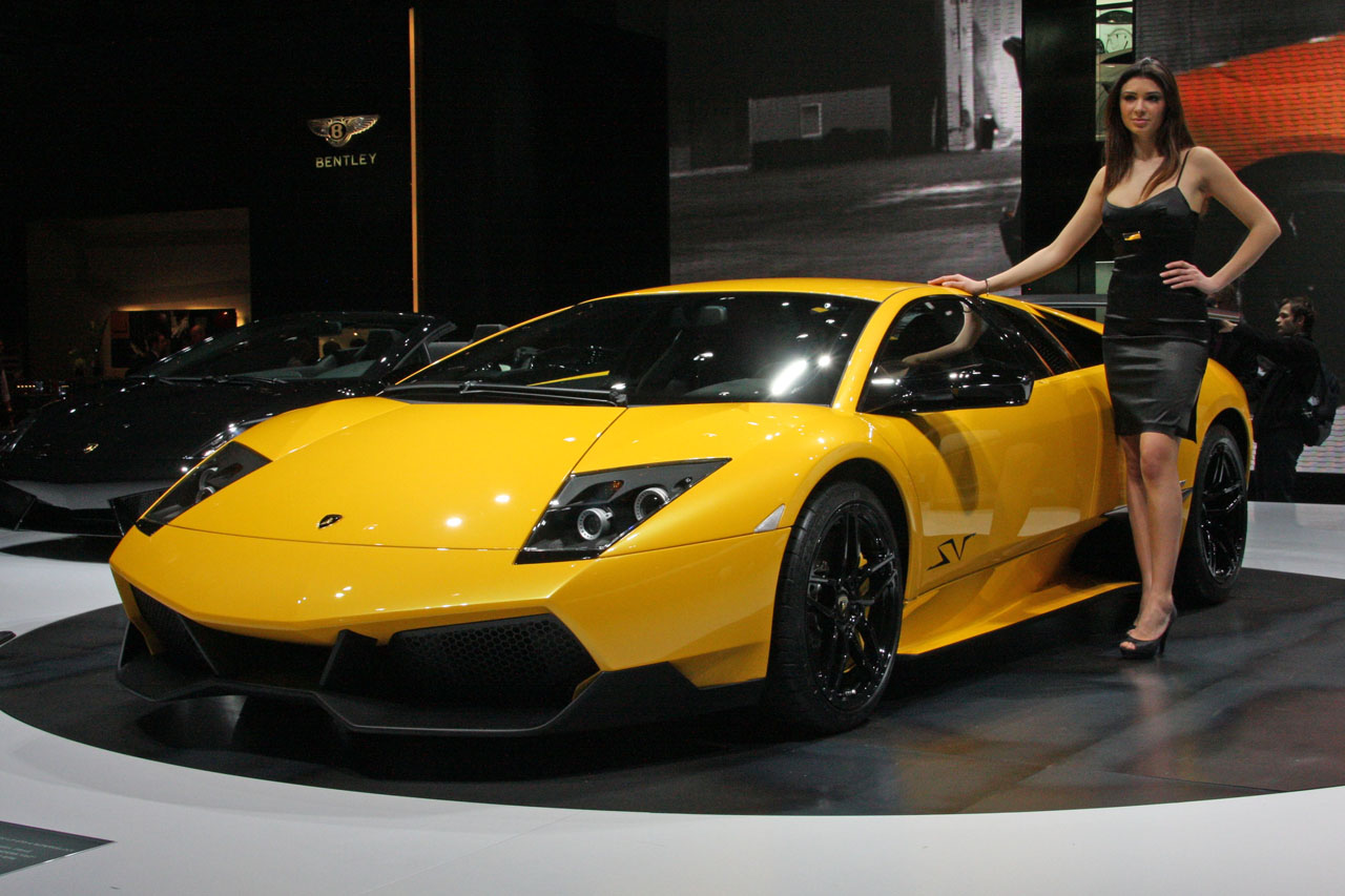 Luxury Lamborghini Cars
