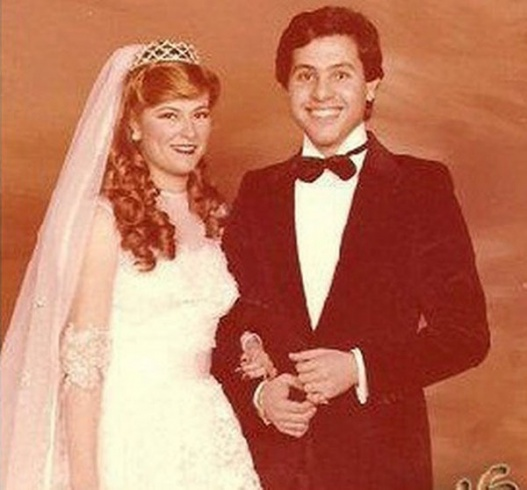 صورة نادرة : هاني شاكر ليلة زفافه كيف كان شكله؟