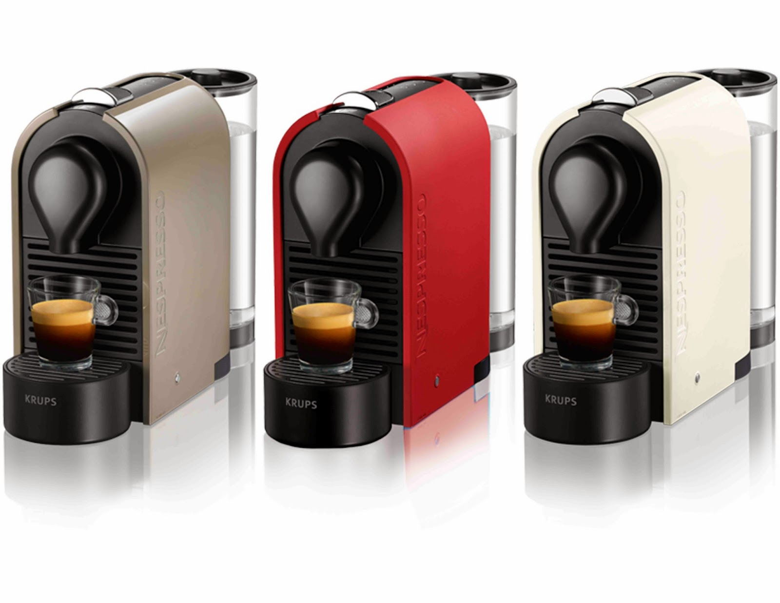 gadget review nespresso pixie and its coffee full line up on personal machines haberdasher. Black Bedroom Furniture Sets. Home Design Ideas