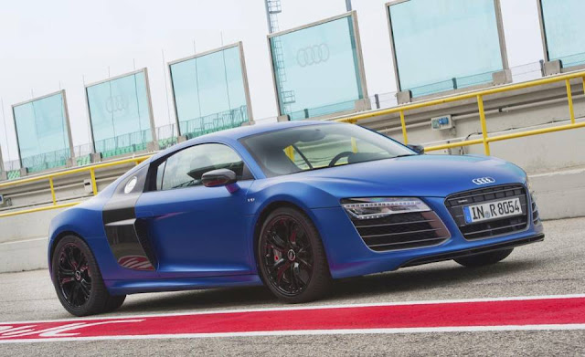 2014 Audi R8 HD wallpapers