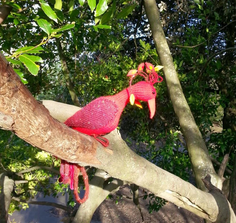 Knit for Victory: Phoenix knitting pattern