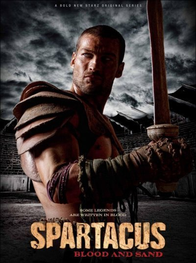 Spartacus: Blood and Sand - Temporada 1 Completa 720p MKV
