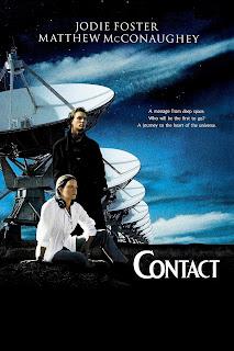 Contacto (Contact) Poster
