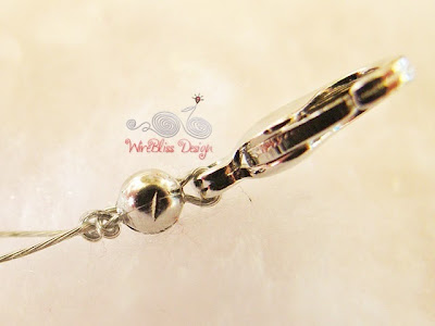 Stringed Bracelet - Tia a knot by Wirebliss