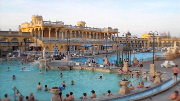 Bagni Termali Di Rudas Budapest : Turismo lento i bagni di budapest dove rilassarsi è un arte