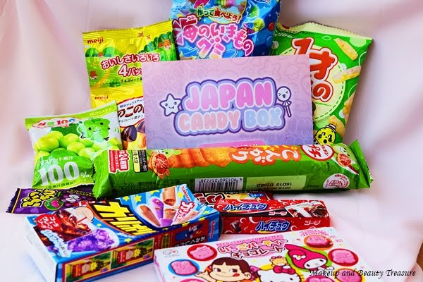 Enter Japan candy Box International Giveaway!!!