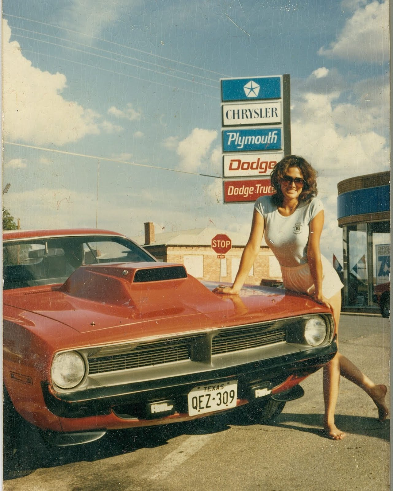 Vintage Playboy Models and Cars (Need We Say More?) - The
