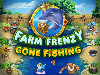 Farm Frenzy: Gone Fishing Free Download Full Version