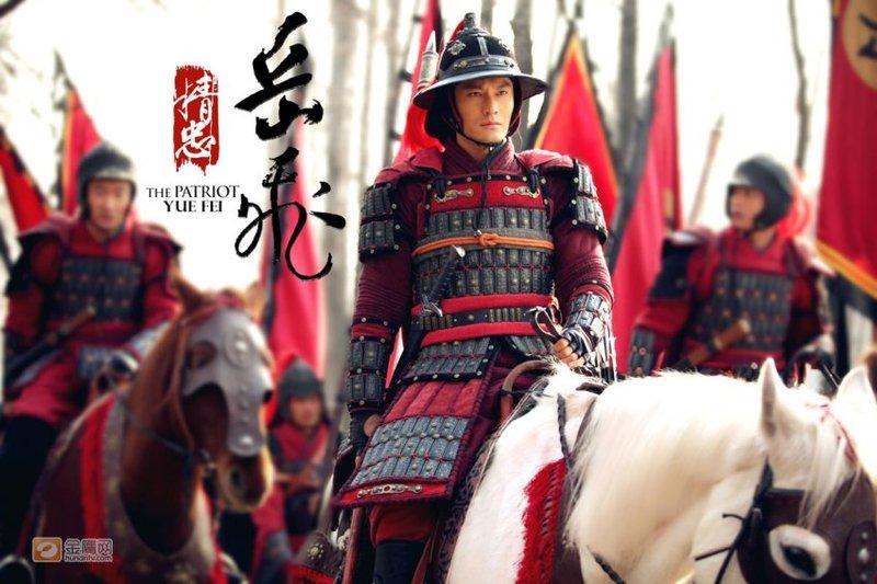 Xem phim Tinh trung Nhac Phi The Patriot Yue Fei 2012 5 Phim Tinh Trung Nhạc Phi   The Patriot Yue Fei 2012 Vietsub   Thuyết Minh (2013)