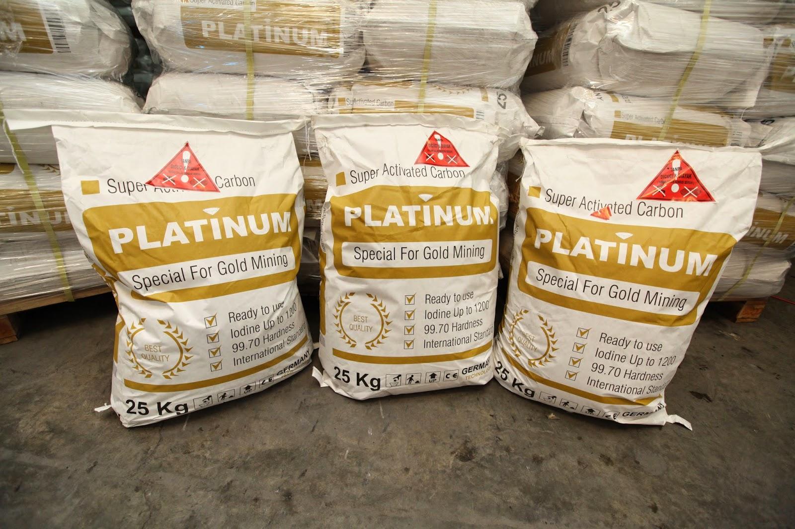 www.intialamkimia.com - distributor jual karbon aktif platinum
