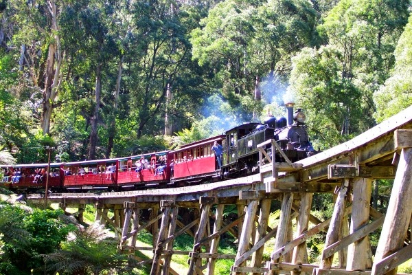 Melbourne Puffing Billy