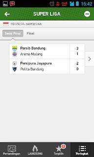 aplikasi score liga indonesia online