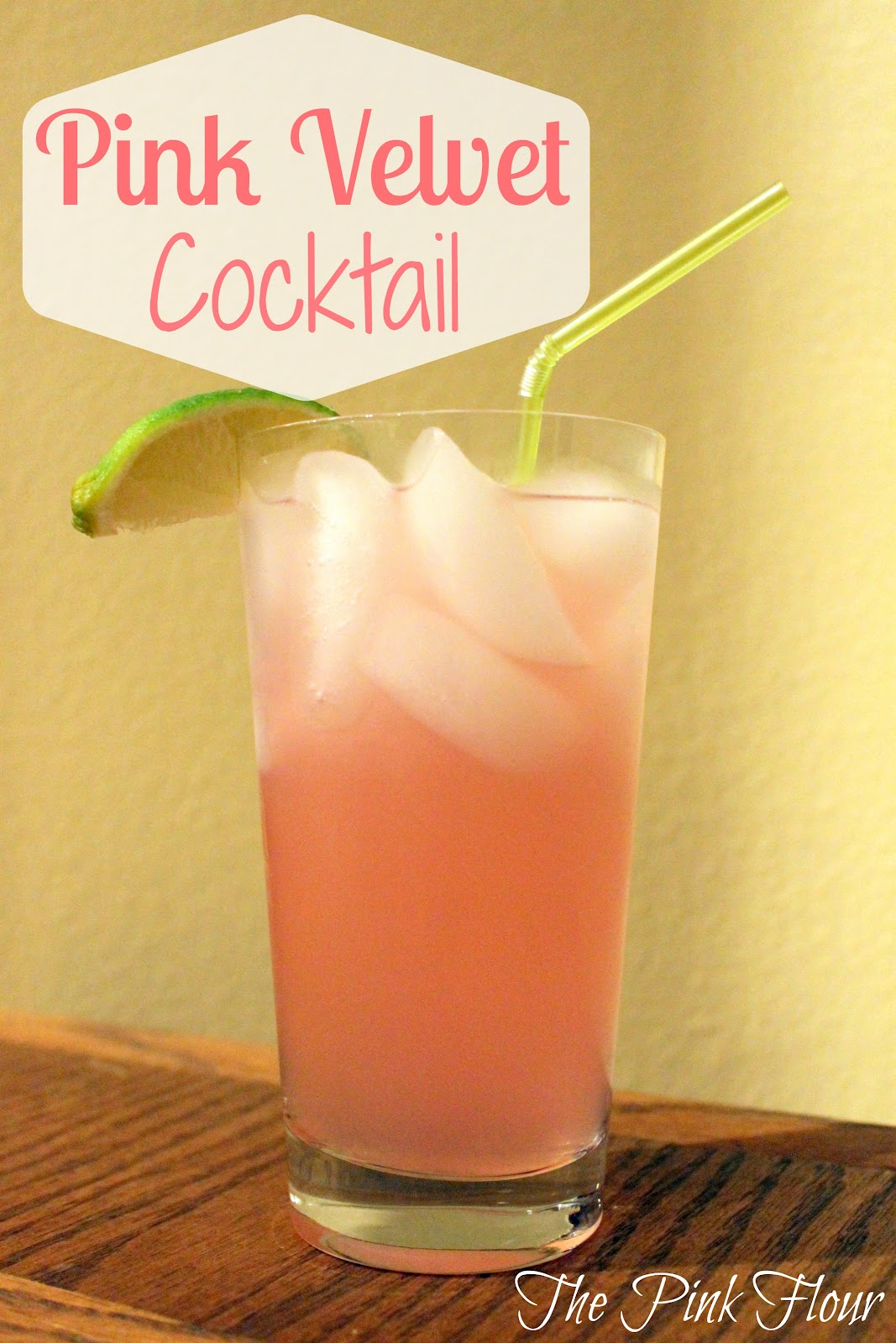 Drink recipes using whipped cream flavored vodka for Pink cocktails with vodka