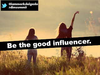 be the good influencer digital influencers marketing summit 2013 mediactiv8 mark delgado