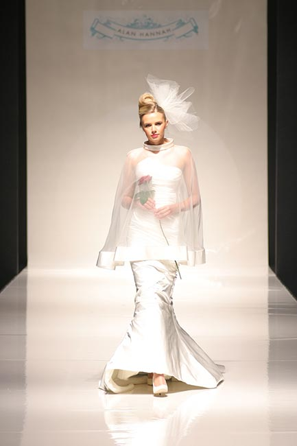Alan Hannah - High Society collection 2012 | Wedding Belles of Otley