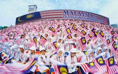 jalur gemilang, bendera malaysia