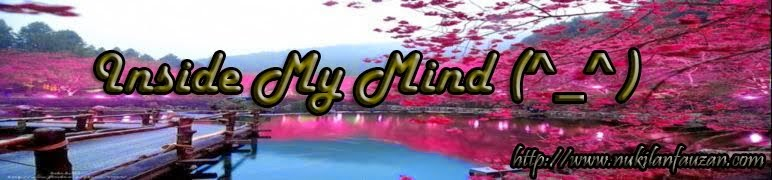 Inside My Mind (^_^)