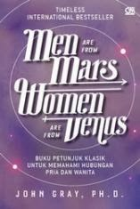 buku online murah men are from mars women from venus john gray toko buku online