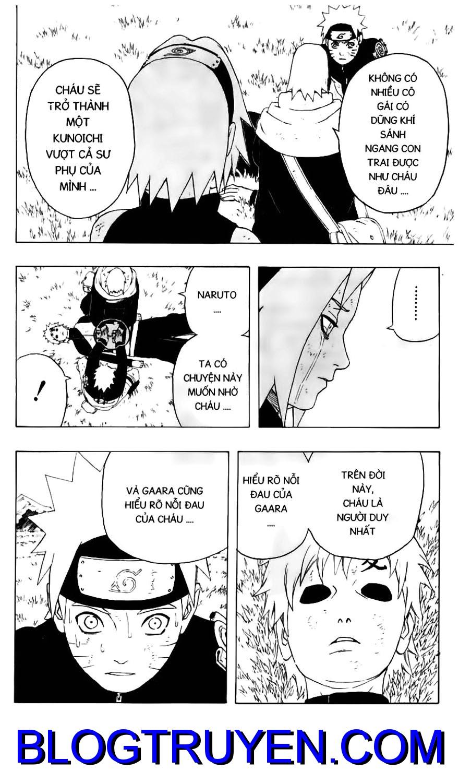 Naruto chap 279 Trang 10 - Mangak.info