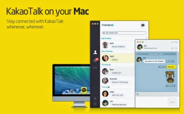 Kakaotalk Pc Mac Download