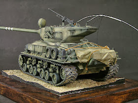 """M-51 Supersherman"" 1/35"
