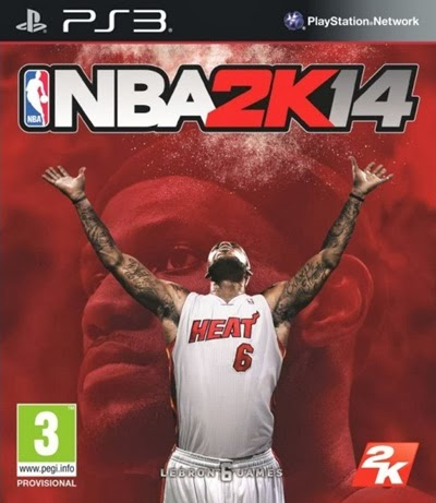 NBA 2K14 Play Station 3 Español