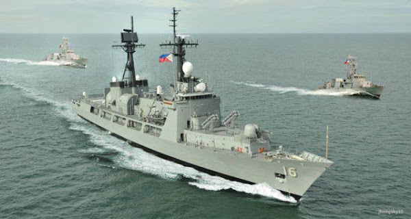 PN Spokesman Lt. Commander Gregory Fabic Said That In Due Course BRP Gregorio del Pilar And BRP Ramon Alcaraz Could Gain An Anti-submarine & Surface-to-surface Missiles Warfare Capability - a First For The PN...Photo Courtesy, Jbongsky30