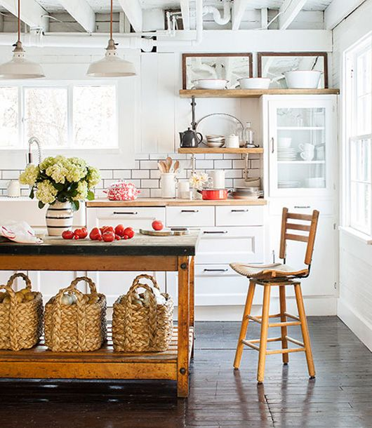 A Versatile Solution Is The Wicker Basket Wicker Baskets Provide Instant Storage Solutions In Any Room And Add A Rustic Yet Modern Touch