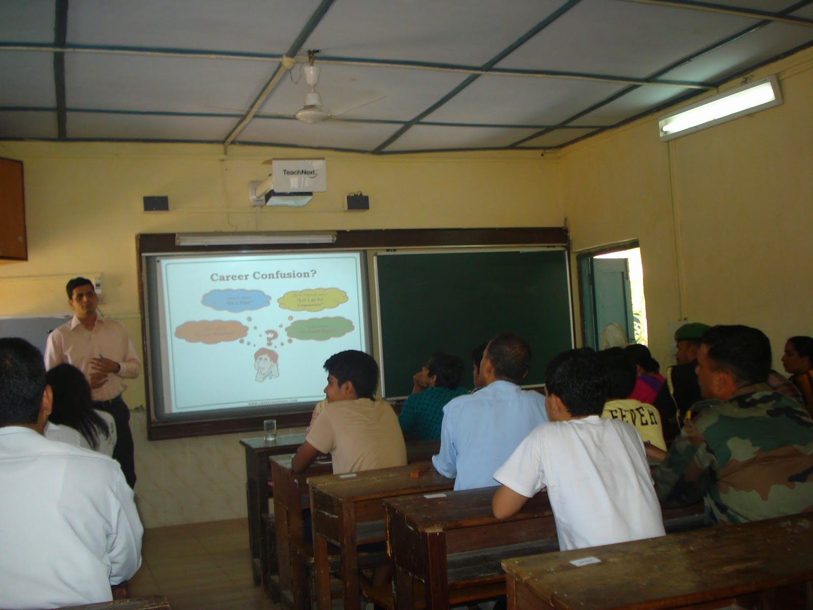 Career Nurturer Career Guidance Session