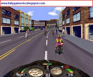 Download Road Rash Game Full Version