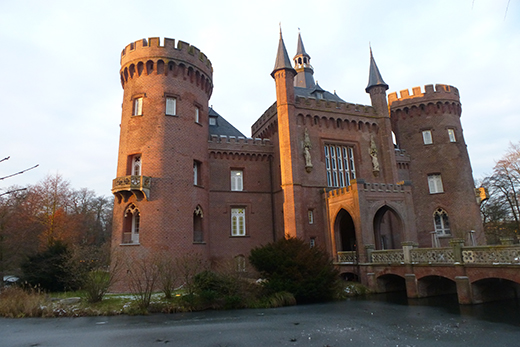 Schloss Moyland Ausflugtipp Niederrhein Weihnachten Weihnachtsmarkt Holunderweg18