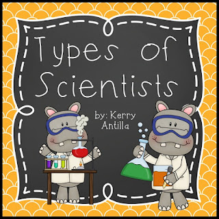 https://www.teacherspayteachers.com/Product/Types-of-Scientists-745611