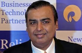 Mukhesh Ambani