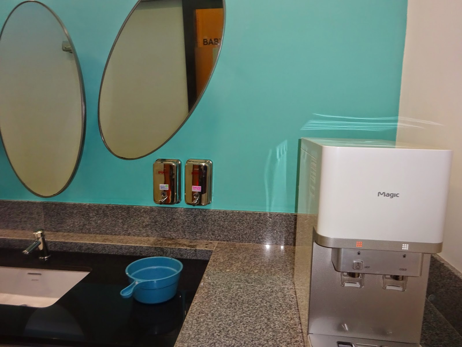 My Mom\'s Best: Newly furnished baby room LG1 in Sunway Pyramid