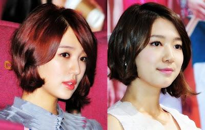 Yoon Eun Hye dan Park Shin Hye memang Mirip