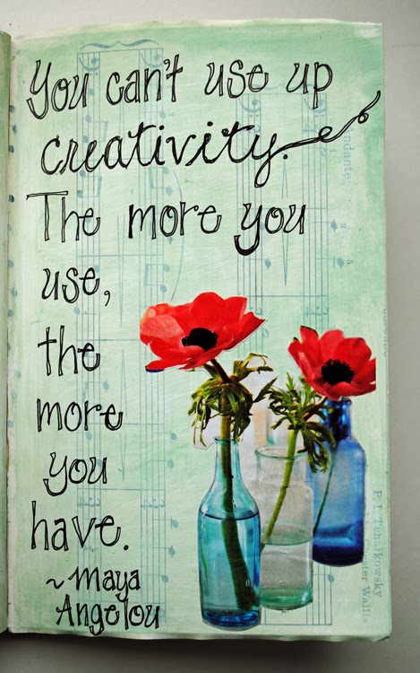 Creativity Quotes For Art Journals. QuotesGram Creativity Quotes And Sayings
