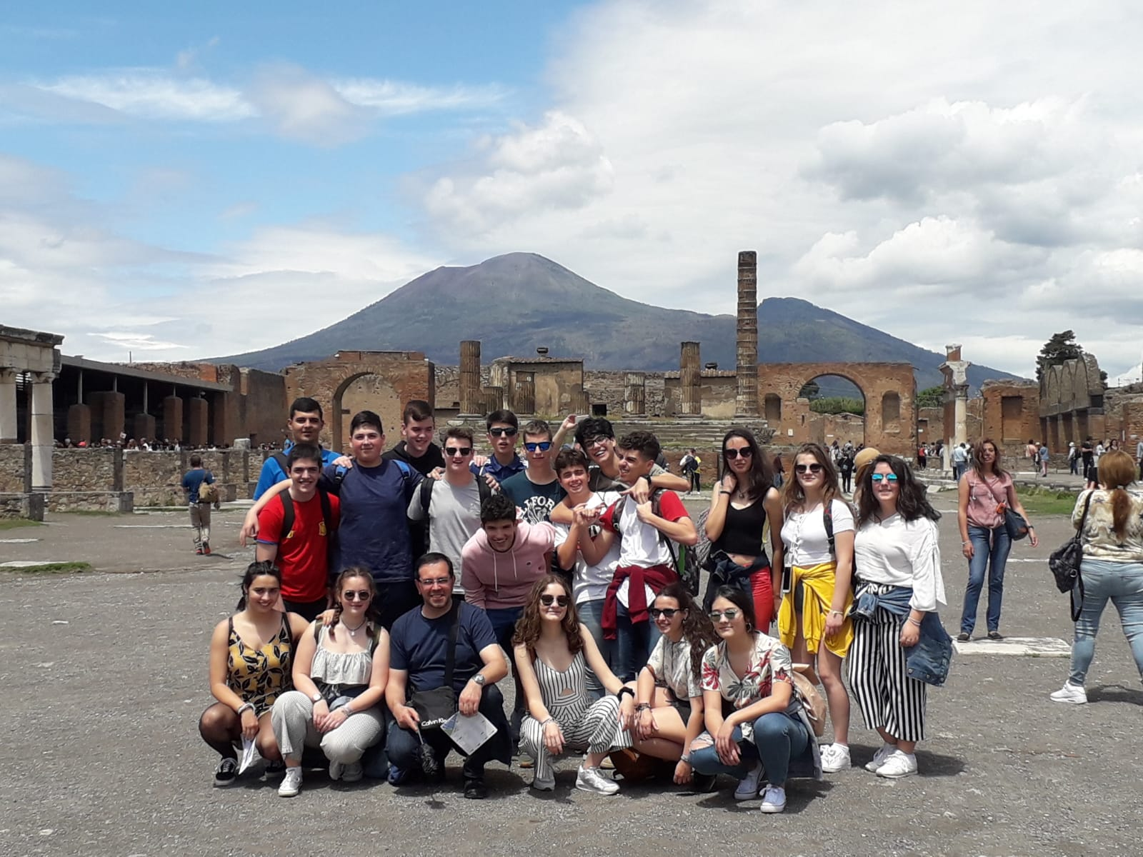 Viaxe a Roma 2018