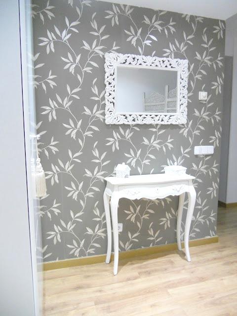 Petite mirinda la entrada de petite mirinda for Papel pintado entrada