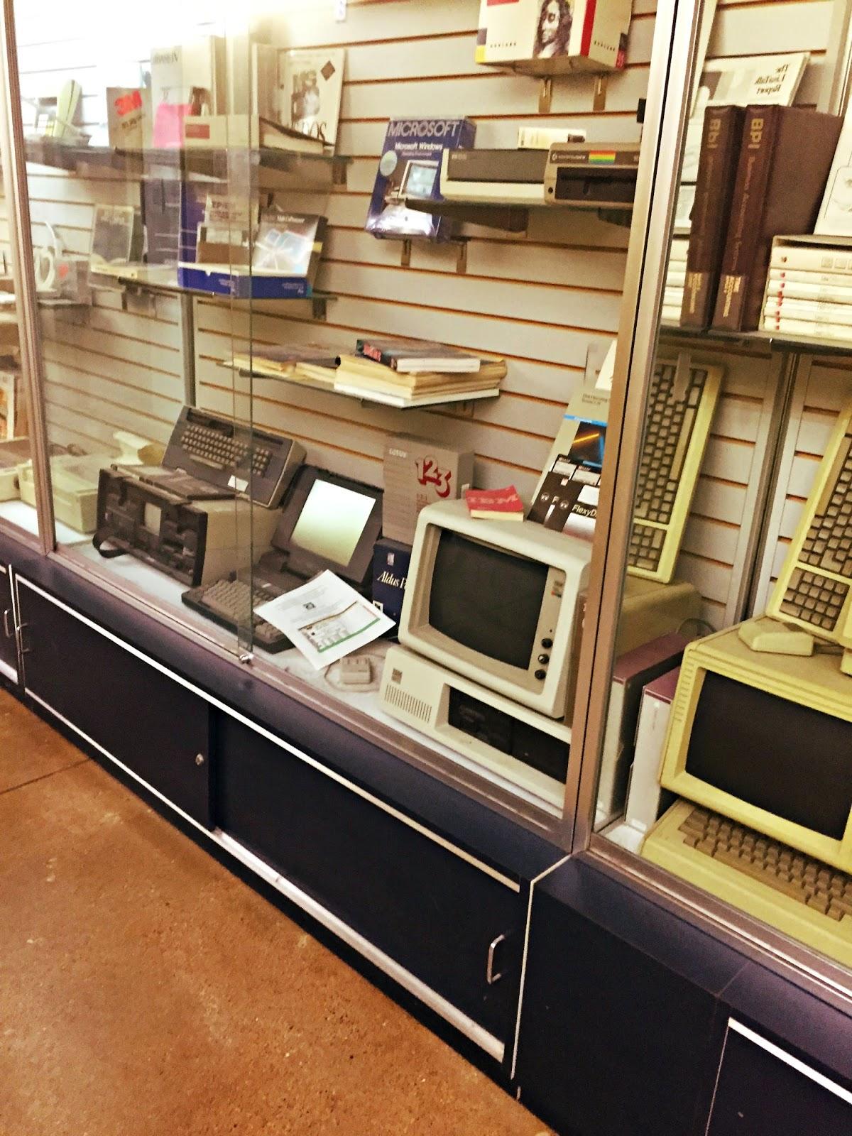 mini-technology-museum