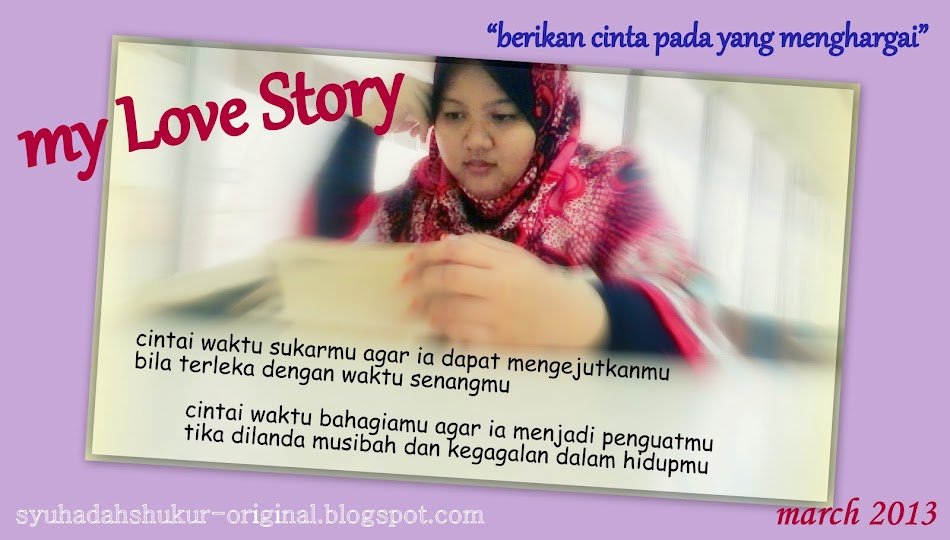 my love story ©