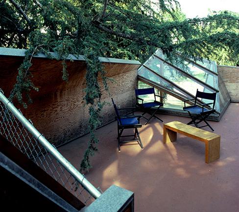 Casa Steeves en California. Frank Gehry