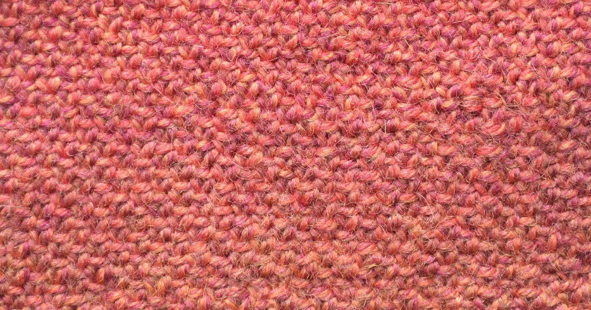 Knitting Linen Stitch Bind Off : Textured Knits: LINEN STITCH