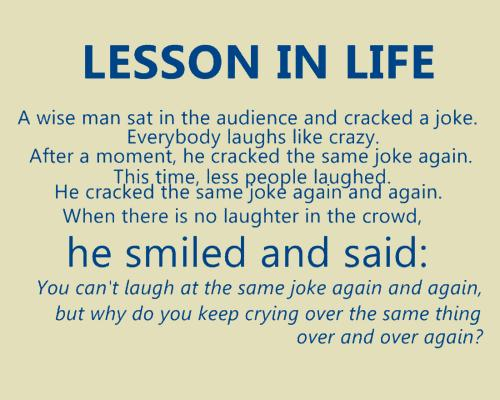 lesson in life inspirational picture quotes