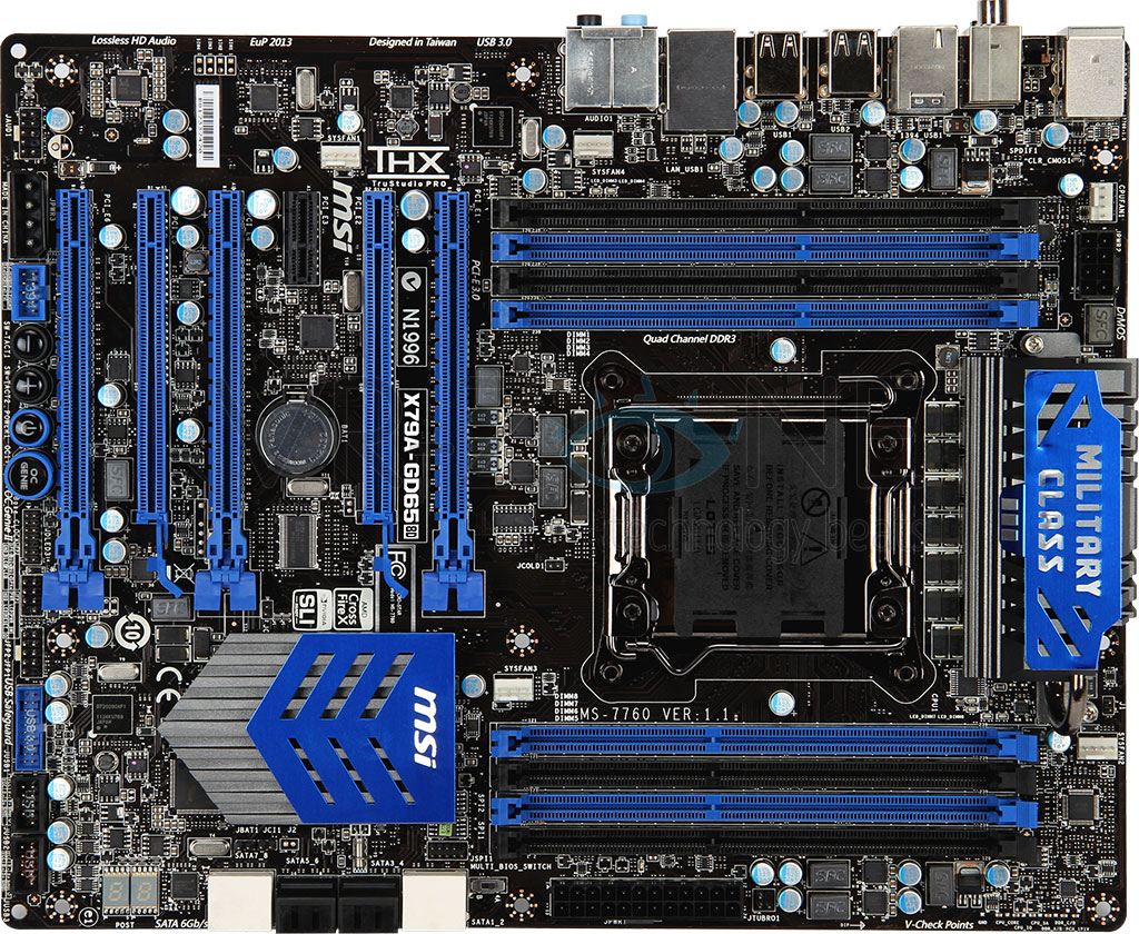 Msi X79a Gd658d Motherboard Preview on xps 8700 memory board