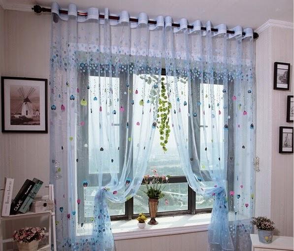 Rideau fen tre rideaux et voilages for Rideau pour ne pas etre vu de l exterieur